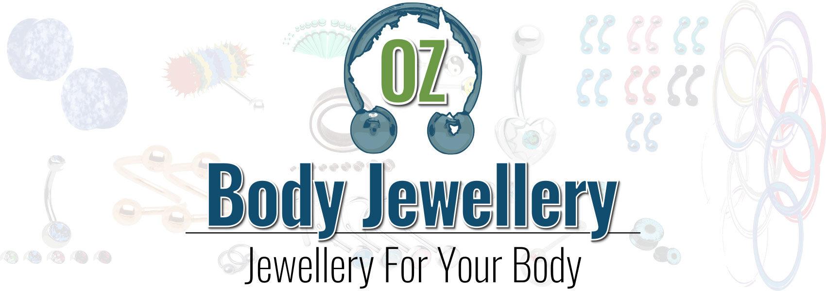 OZ Body Jewellery | Jewellery For Your Body