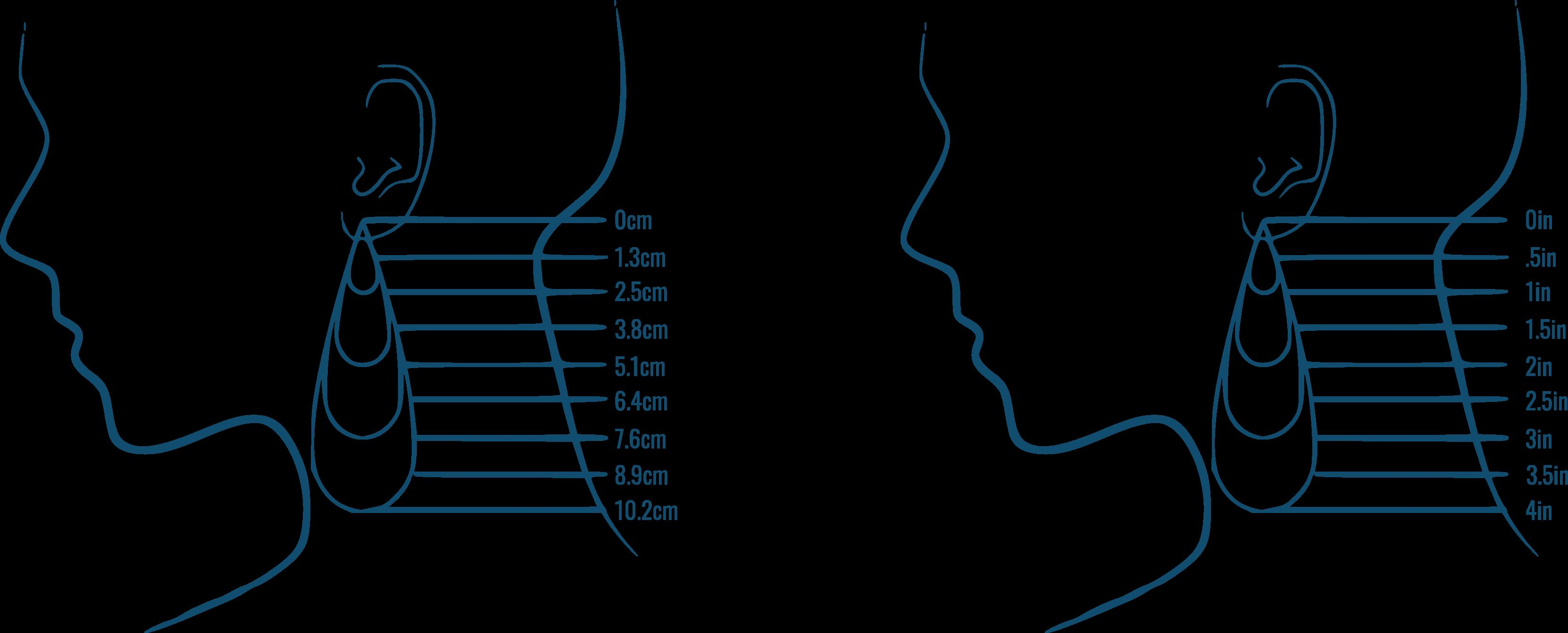 Earring Size Chart